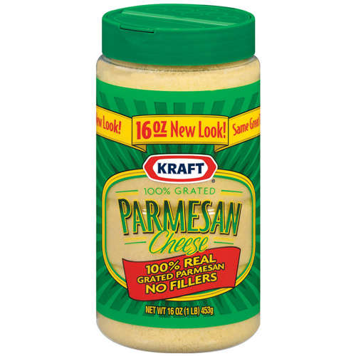 Kraft Parmesan Cheese | Hurty Words
